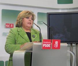 """PSOE-A valora el """"gran esfuerzo"""" de la Junta para rebajar el déficit y el """"doble mérito"""" de hacerlo """"sin recortes"""""""