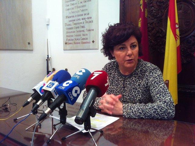 Concejal de Servicios Sociales en funciones del Ayuntamiento de Lorca