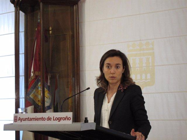 Cuca Gamarra presenta la liquidación presupuestaria 2012