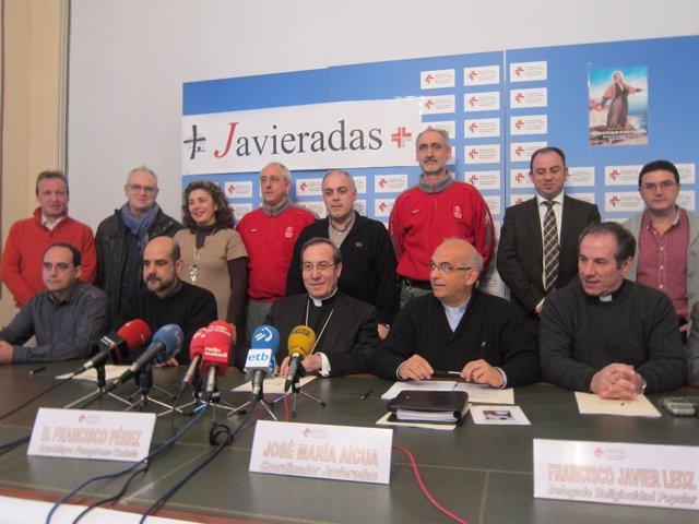 Presentación de las Javieradas de 2013.