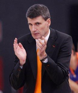 Perasovic Valencia Basket