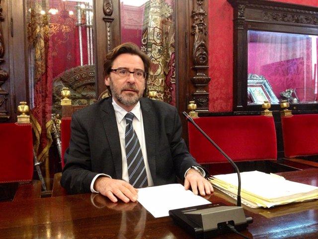 NP EL PSOE DENUNCIA INCUMPLIMIENTO PLAN AJUSTE