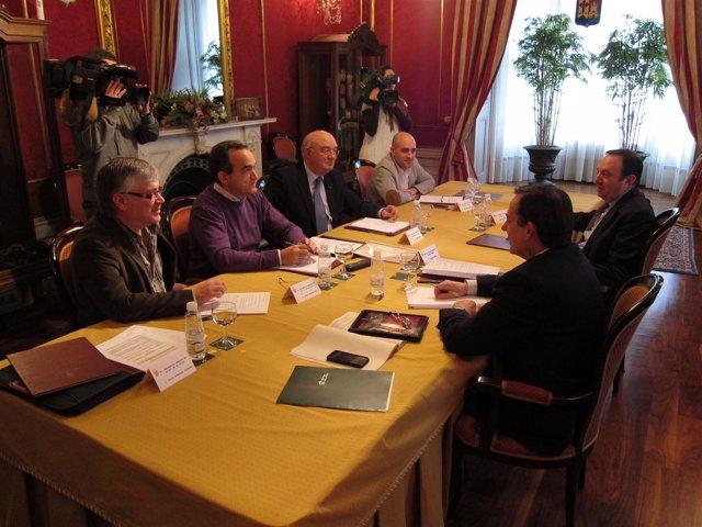 Reunión Comisión Seguimiento Plan de Empleo