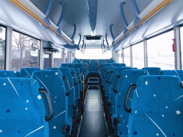 Autobús Iveco Crossway Low Entry