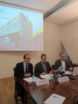 Presentación de la programación del CGAC para 2013
