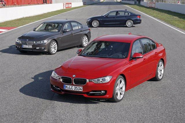 Sexta Generación Del BMW Serie 3