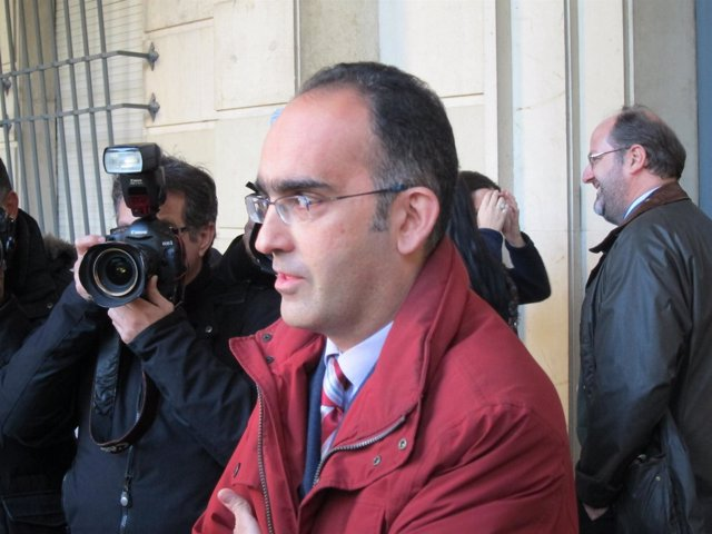 El juez del caso Lopera Rogelio Reyes