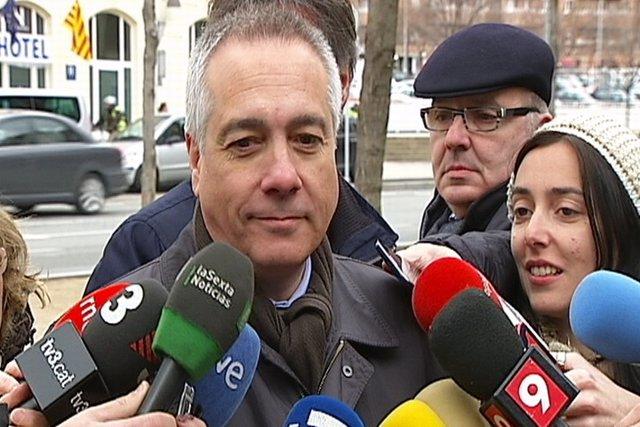 """Navarro: """"El tema de Chacón está zanjado"""""""