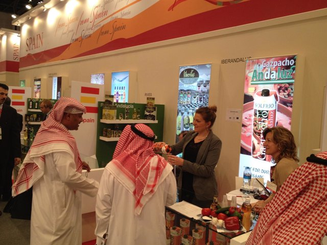 Feria alimentaria Gulfood 2013