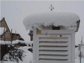 La Comunitat Valenciana cierra febrero con un 75% más de precipitaciones de lo normal, sobre todo por las de este jueves