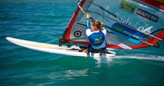 Marina Alabau RS:X F Vela Olímpica