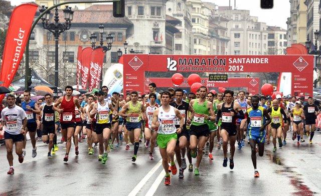 Media Maratón Santander