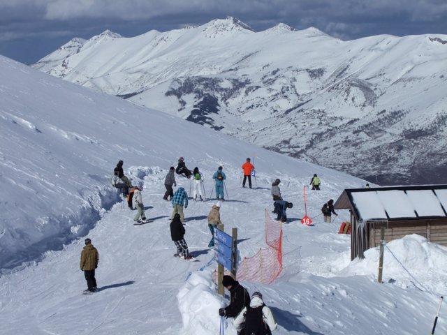Alto Campoo, Esquí