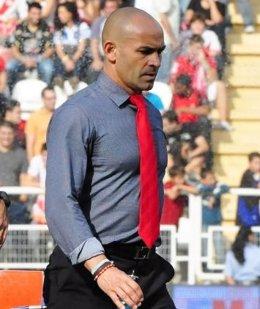 Paco Jemez Real Vallecano De Madrid