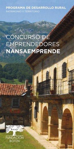 Cartel de Nansaemprende