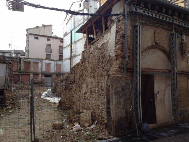 Solar  Casco Antiguo en Logroño