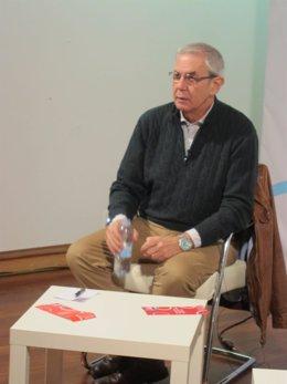 Emilio Pérez Touriño, expresidente de la Xunta y exsecretario xeral del PSdeG