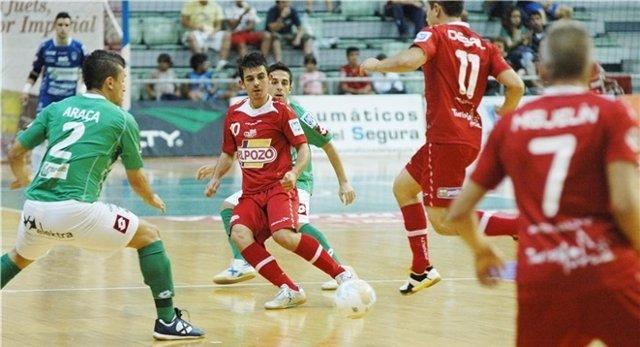 ElPozo Murcia vence al Triman Navarra