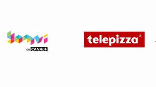 Telepizza y Yomvi se alían para ofrecer la Liga BBVA y la Liga de Campeones
