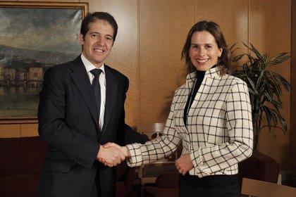 Ecoembes firma un acuerdo con BBVA para impulsar el reciclaje de envases en sus instalaciones españolas