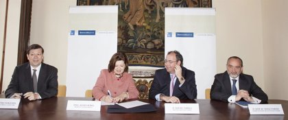 Banco Madrid colaborará con la Fundación Libertas 7 para fomentar la cultura en la Comunidad Valenciana
