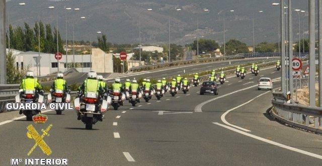 Agentes De Tráfico De La Guardia Civil