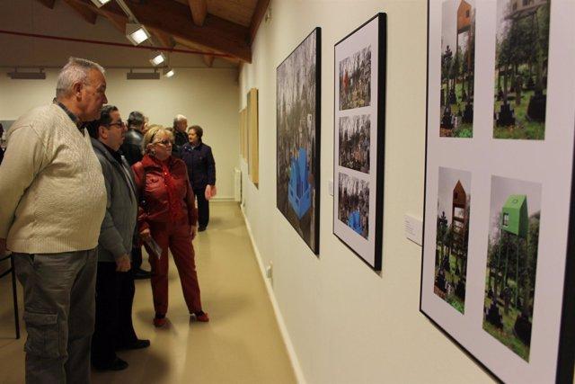 Exposición gráfica en Fuendetodos.