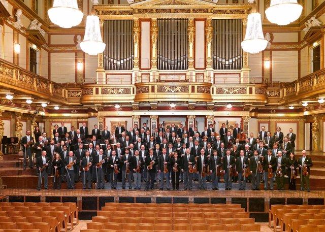 La Filarmónia de Viena