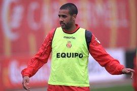 """Fútbol.- Tissone (Mallorca): """"En el Bernabéu hay que sumar; si uno quiere, se puede"""""""