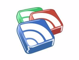 Logotipo de Google Reader