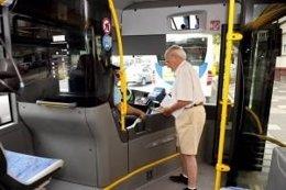 El viernes subirá tres céntimos el billete de autobús en Cartagena