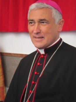 Rafael Zornoza Boy, Obispo de Cádiz y Ceuta