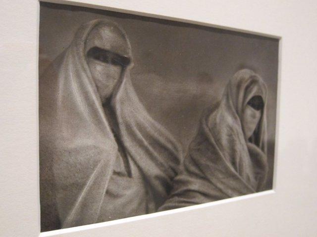 Exposición de Ortiz Echagüe en el Mnac