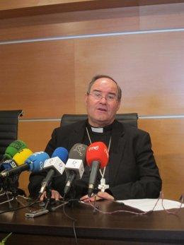 Francisco Cerro, Obispo De Coria-Cáceres