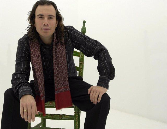 Cantaor Luis Perdiguero