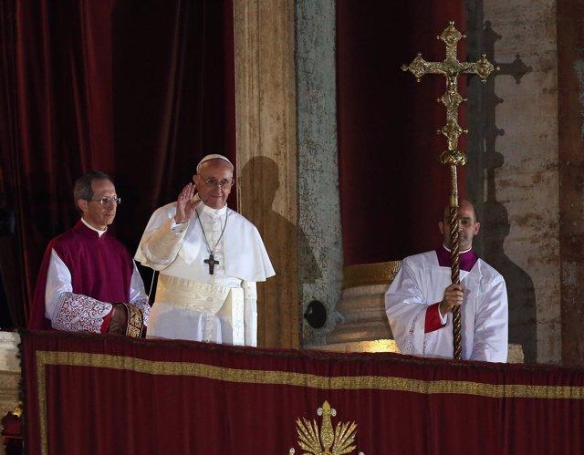 Jorge Bergoglio, Papa Francisco