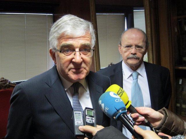 El presidente del CGPJ y del Tribunal Supremo, Gonzalo Moliner.
