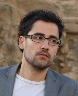 Escritor gerundense Damià Bardera Poch