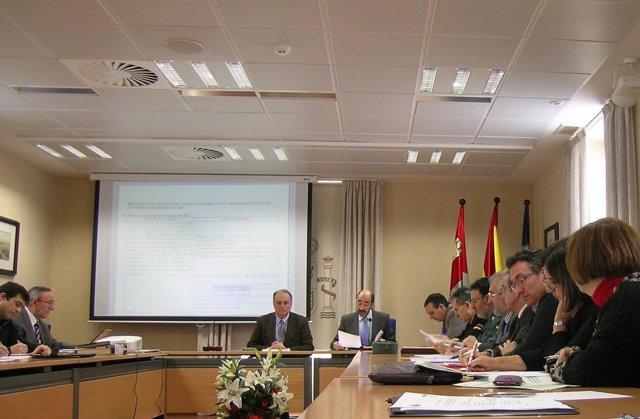 Reunión del Órgano Ejecutivo del PENBU