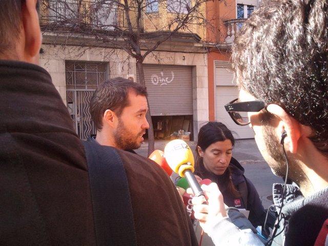 El presidente de la Asociación de Naturalistas de Girona, Enric Cortiñas