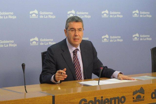 Consejero de Política Local, Antonino Burgos