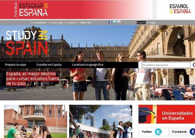 Portal Study in Spain