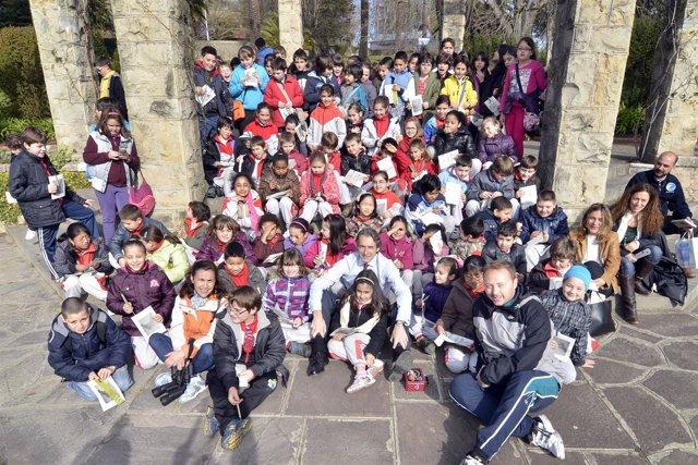 Celebración del Día de los Bosques 2012