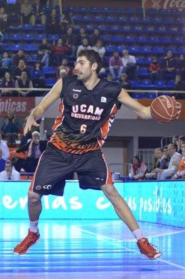 José Ángel Antelo Mad Croc Fuenlabrada UCAM Murcia CB