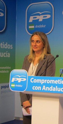 Marifrán Carazo, hoy en rueda de prensa