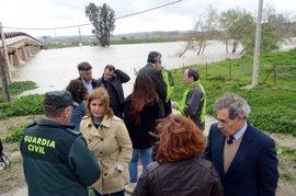 Desactivado el Plan de Emergencia Municipal ante la normalidad del descenso del caudal del río Guadalete