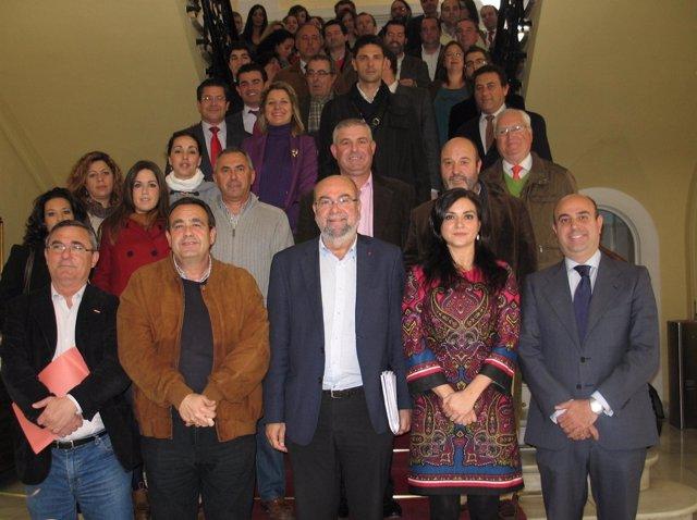 Agentes socioeconómicos de Sevilla referendan el Pacto Andaluz por el Turismo