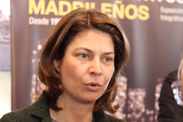 Lucía Figar Consejera Educación, Juventud y Deportes de la Comunidad de Madrid