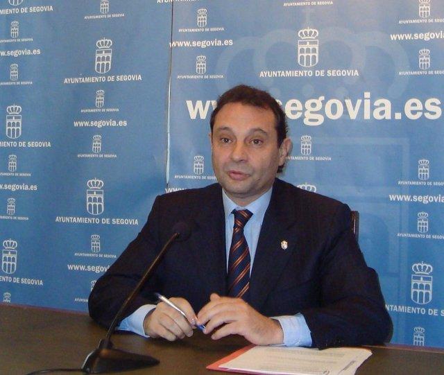 Pedro Arahuetes.