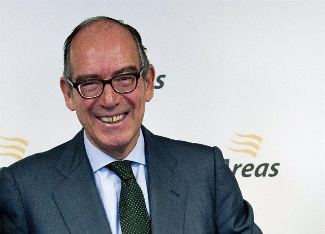 Pedro Fontana, presidente ejecutivo de Áreas